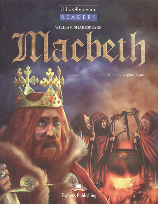 Shakespeare W. Macbeth Level 4 shakespeare w macbeth level 4 isbn 9781845582036