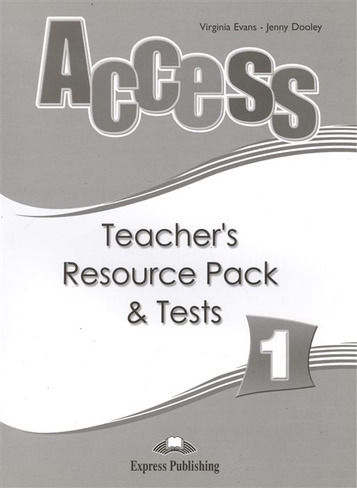 Evans V Dooley J Access 1 Teacher s Resource Pack Tests