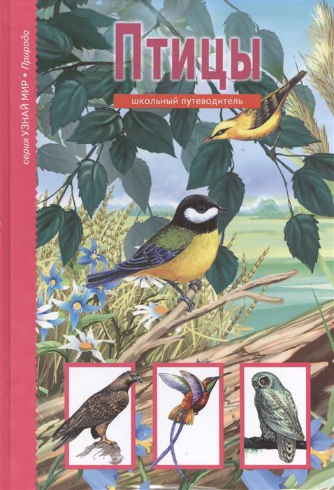 Купить Птицы, БКК СПб, Естественные науки