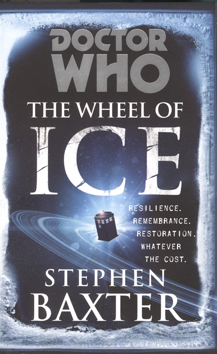 Doctor Who The Wheel Of Ice