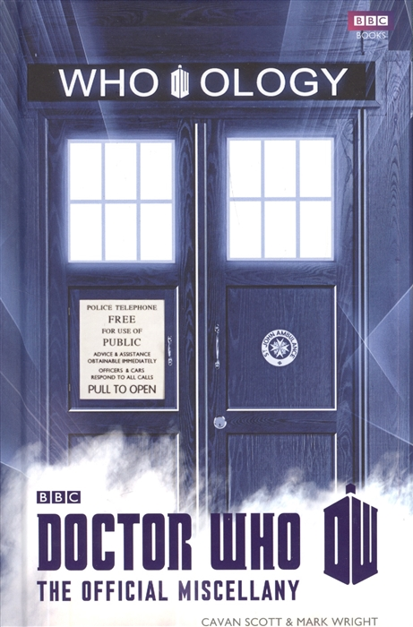 Scott C., Wright M. Doctor Who Who-ology