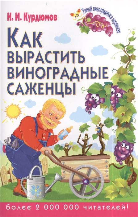 Фото - Курдюмов Н. Как вырастить виноградные саженцы саженцы калина плодовая