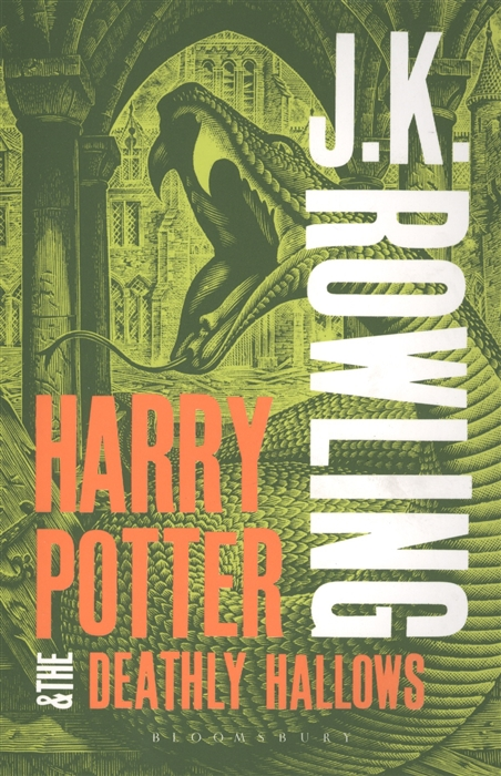 Rowling J. Harry Potter The Deathly Hallows rowling j k harry potter and the philosophers stone slytherin edition