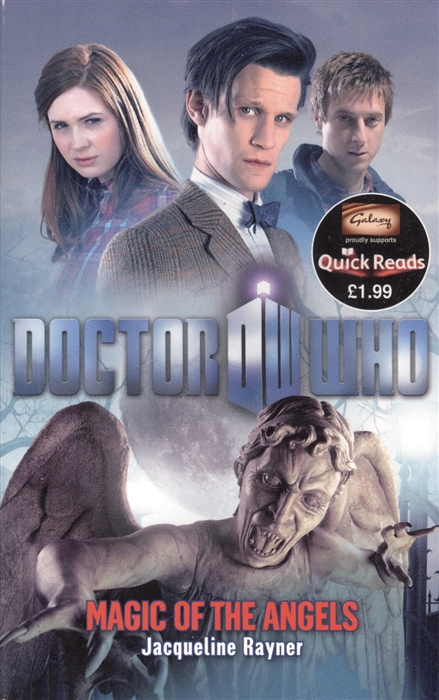 Doctor Who Magic of the Angels