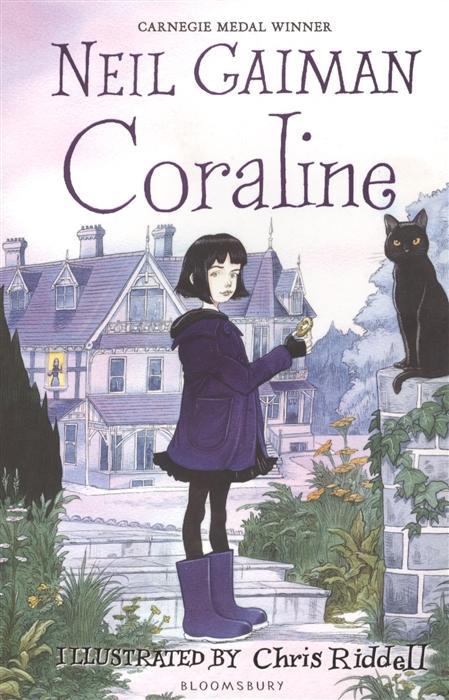 Gaiman N. Coraline gaiman n anansi boys