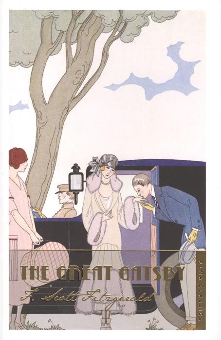 Fitzgerald F. The Great Gatsby great gatsby