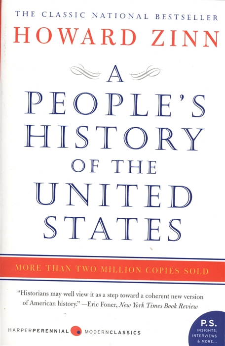 Zinn H. A People s History of the United States 1492 to Present