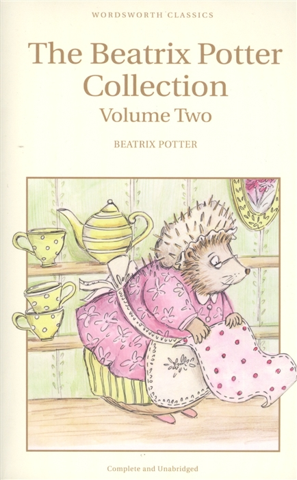 Potter B. Beatrix Potter Collection Volume Two potter b the beatrix potter collection volume one
