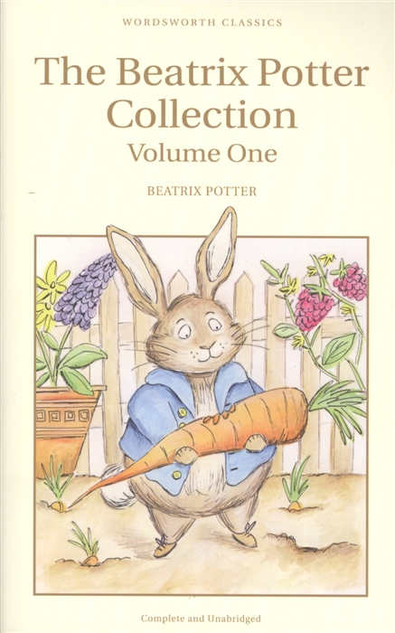 Potter B. The Beatrix Potter Collection Volume One potter b beatrix potter collection volume two