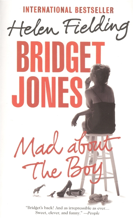 Fielding H. Bridget Jones Mad About the Boy цена