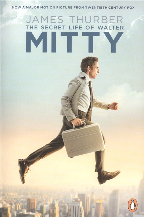 Thurber J. The Secret Life of Walter Mitty film tie-in недорого