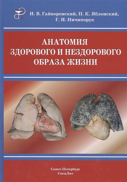 Гайворонский И., Яблонский П., Ничипорук Г. Анатомия здорового и нездорового образа жизни