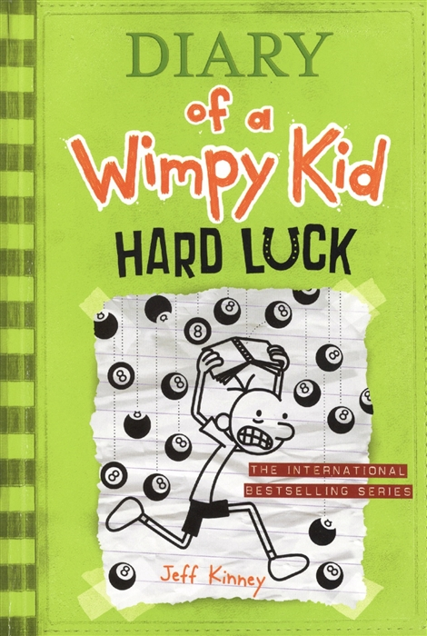 Kinney J. Diary of a Wimpy Kid Hard Luck недорого