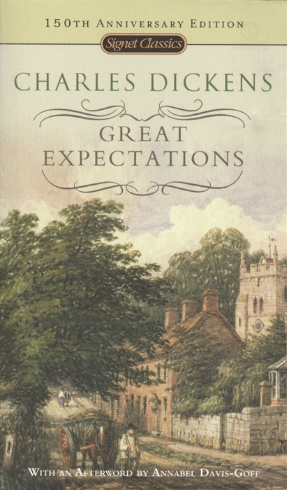 Dickens C. Great Expectations charles dickens great expectations unabridged