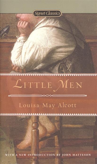 Alcott L. Little Men alcott l good wives