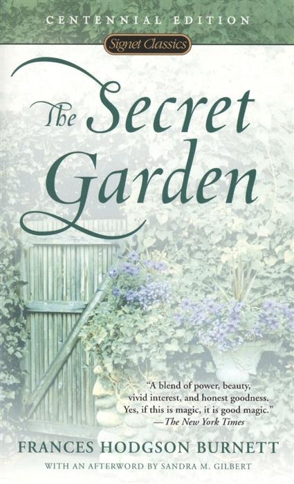 Burnett F. The Secret Garden burnett f the secret garden isbn 9785521055067