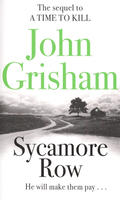 Grisham J. Sycamore Row grisham j the whistler