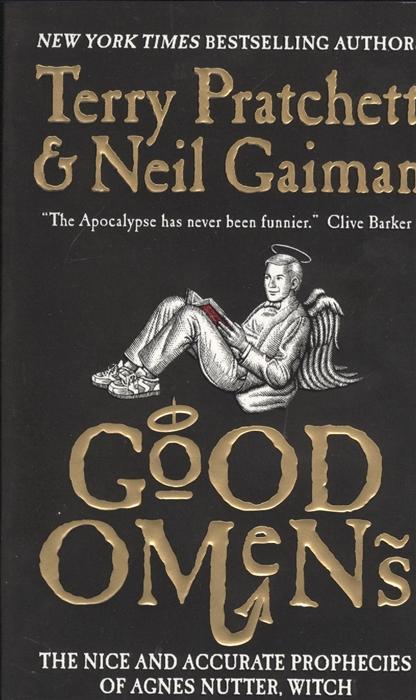 Gaiman N., Pratchett T. Good Omens pratchett t good omens