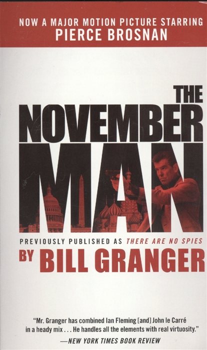 Granger B. The November Man ann granger kurja juur