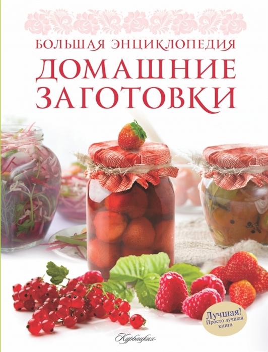 Ройтенберг И. Домашние заготовки Большая энциклопедия