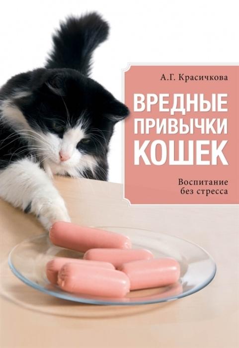 Вредные привычки кошек Воспитание без стресса