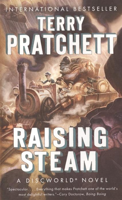 цена на Pratchett T. Raising Steam