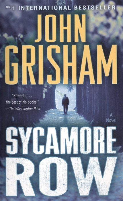 Grisham J. Sycamore Row
