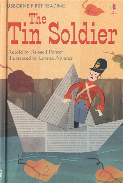 Andersen H. The Tin Soldier andersen h c rdr little mermaid isbn 978 1 4095 5590 2