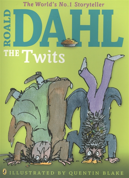 Dahl R. The Twits Colour Edition цена