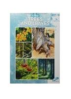 Деревья и листья / Trees and Leaves (№45)