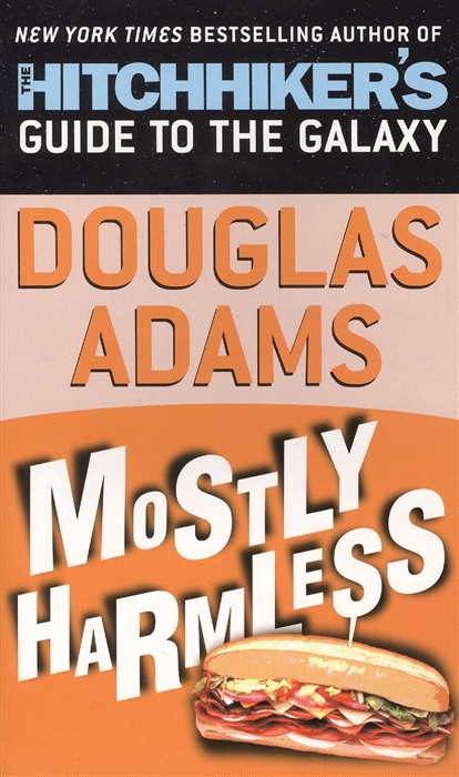 Adams D. Mostly Harmless Hitchhiker s Guide to the Galaxy цены
