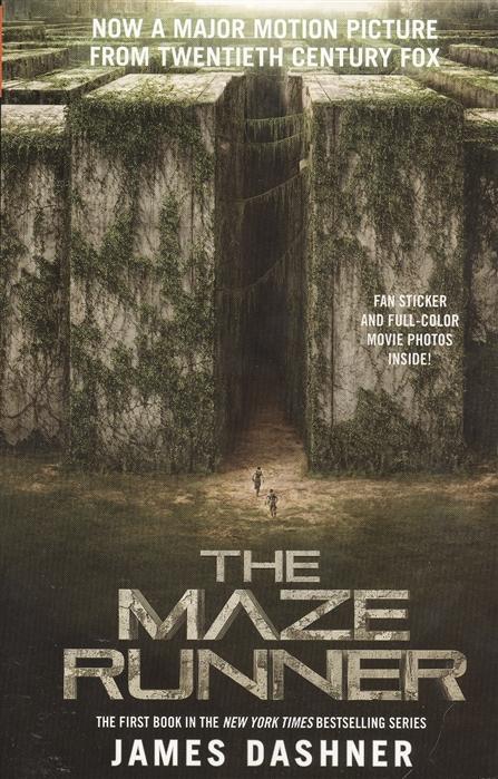 лучшая цена Dashner J. The Maze Runner