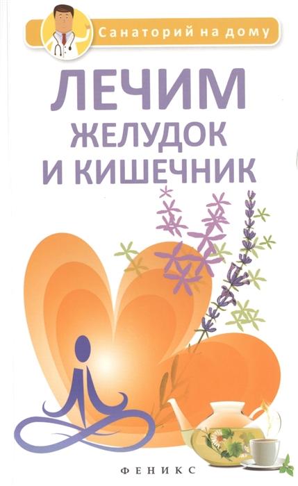 Сергеева Г. Лечим желудок и кишечник цены онлайн