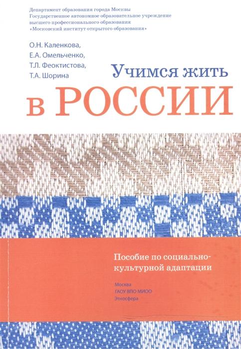 Учимся жить в России Учебно-методический комплект Пособие по социально-культурной адаптации DVD