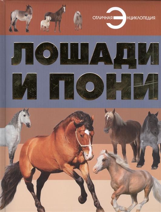 Ламбина А. Лошади и пони иванова м лошади и пони