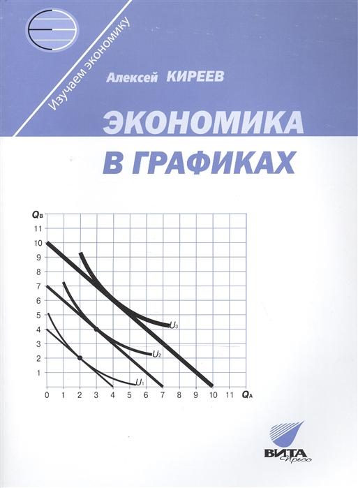 Киреев А. Экономика в графиках Учебное пособие для 10-11 классов общеобразовательных учреждений цена