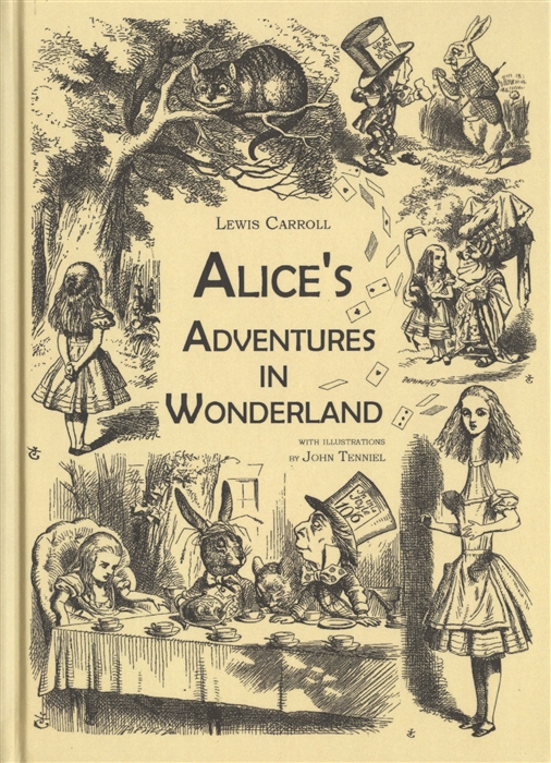 Carroll L. Alice s Adventures in Wonderland carrol l alice s adventures in wonderland