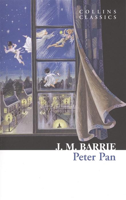 Barrie J. Peter Pan j m barrie peter