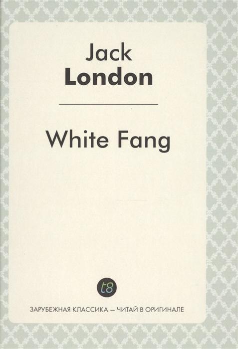 Фото - London J. White Fang fang