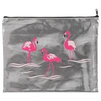 Папка для тетрадей «Pink flamingo», 28.5 х 21.5 см