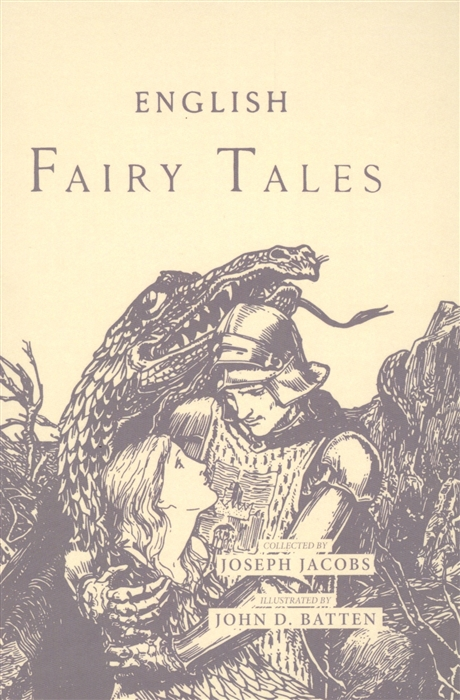 Jacobs J. English Fairy Tales jacobs j english fairy tales