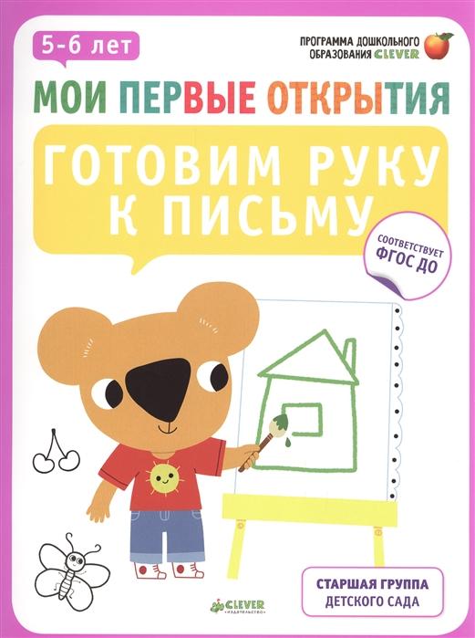 где купить Руссо Ф., Шове Ю. Готовим руку к письму Старшая группа детского сада дешево