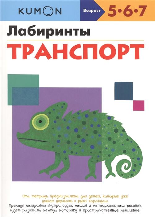 Бобкова А. (ред.) Лабиринты Транспорт 5-7 лет