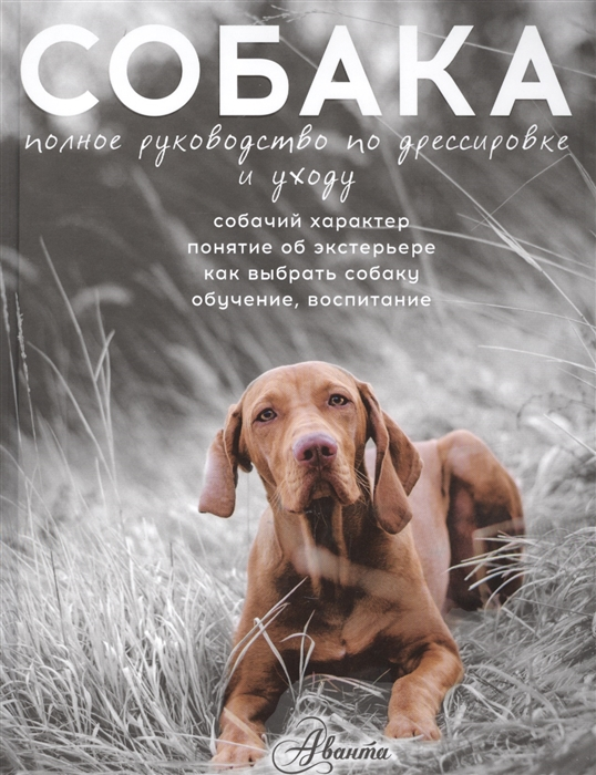 Целлариус А. Собака Полное руководство по дрессировке и уходу гисон айлин груминг полное руководство по уходу за 170 породами собак