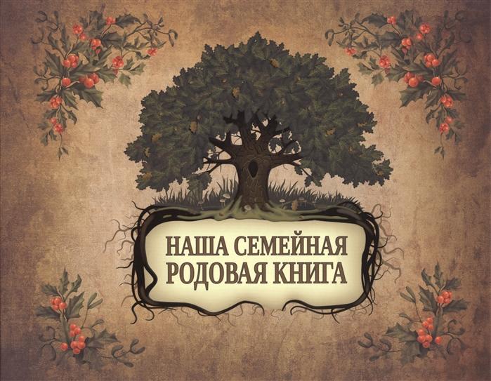 Фото - Зарина О. (ред.) Наша семейная родовая книга мегре в родовая книга кн 6