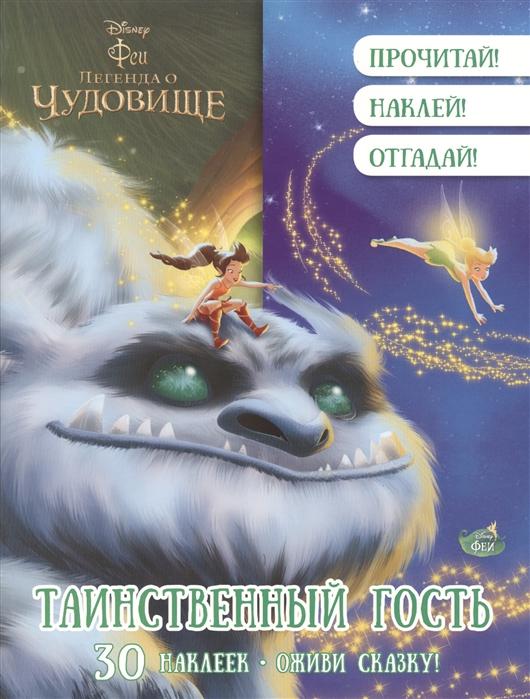 Русакова А. (ред.) Таинственный гость Феи 30 наклеек цена и фото