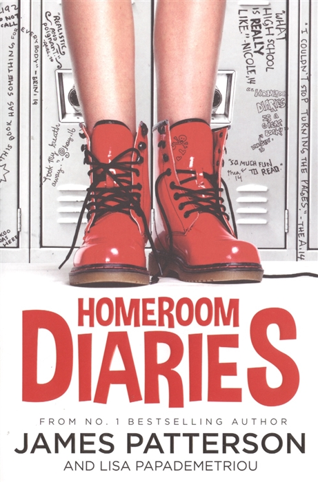 лучшая цена Patterson J. Homeroom Diaries