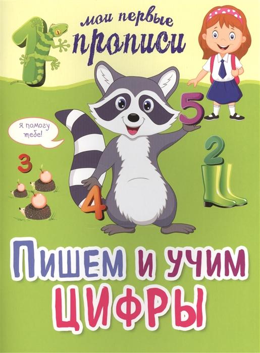 Воронко А. Пишем и учим цифры александрова о учим и пишем цифры