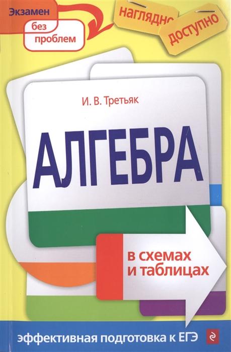 Третьяк И. Алгебра в схемах и таблицах александр роганин алгебра в таблицах