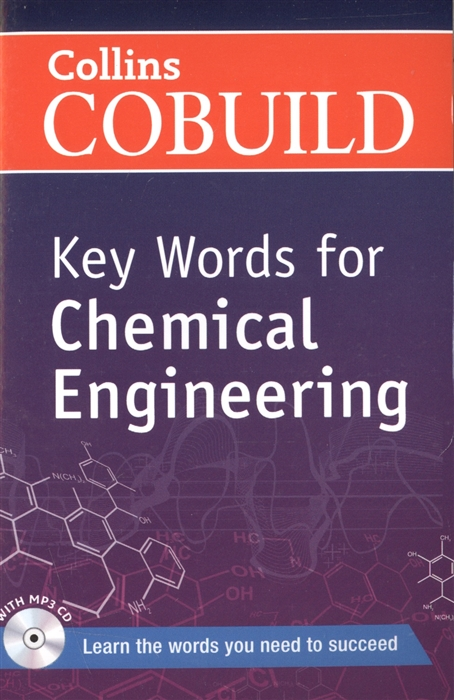 Key Words for Chemical Engineering MP3 CD CEF level В1 Intermediate